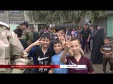 Embedded thumbnail for موكب جامعة اهل البيت ع للدعم اللوجستي اثناء تقديم الكتب و المساعدات الى جامعة الموصل