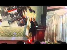Embedded thumbnail for الشاعر ايهاب المالكي | مهرجان الصمود في جامعة اهل البيت (ع) جديد 2016