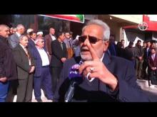 Embedded thumbnail for جامعة اهل البيت ع تنظم وقفة احتجاجية ضد قرار الرئيس الامريكي بشأن القدس